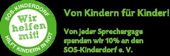 SOS Kinderdorf Spende