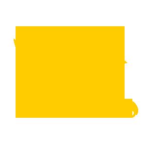 gelbes Kueken mit Auto